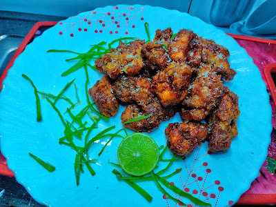 crispy korean chicken fried recipe