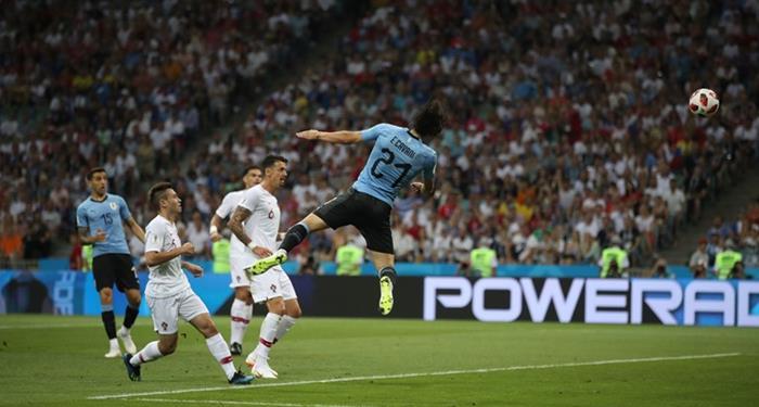 Uruguay vs Portugal - 16 Besar Piala Dunia 2018