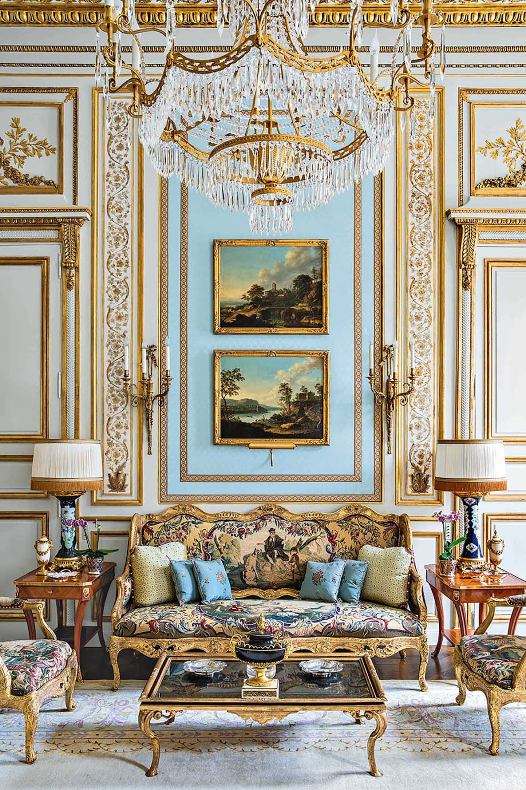 The style saloniste juicy reading delicious images my - French interior design companies ...