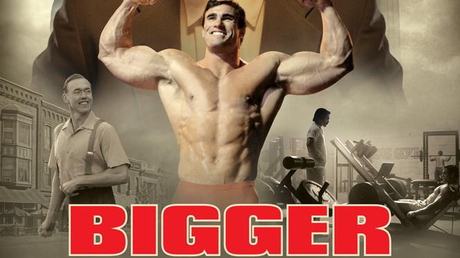 Bigger (2018) Web-DL 720p Latino-Ingles