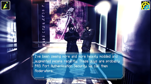 Screenshot of Moderators from the game Sinless