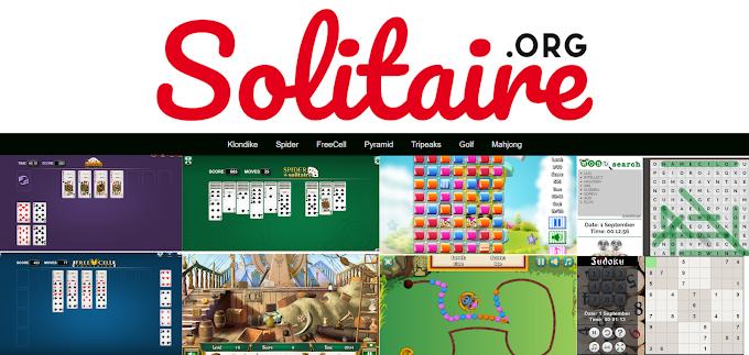 Aktiviti Uji Minda Bersama Anak Dengan Permainan Menarik Di Solaitaire.Org