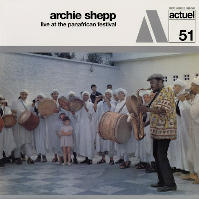Archie Shepp The Way Ahead