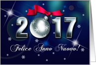 Italian New Year 2017 Quotes Messages
