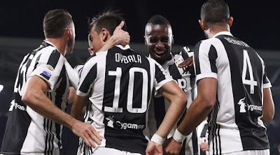 Highlight Juventus 3-1 AC Milan, 31 Maret 2018