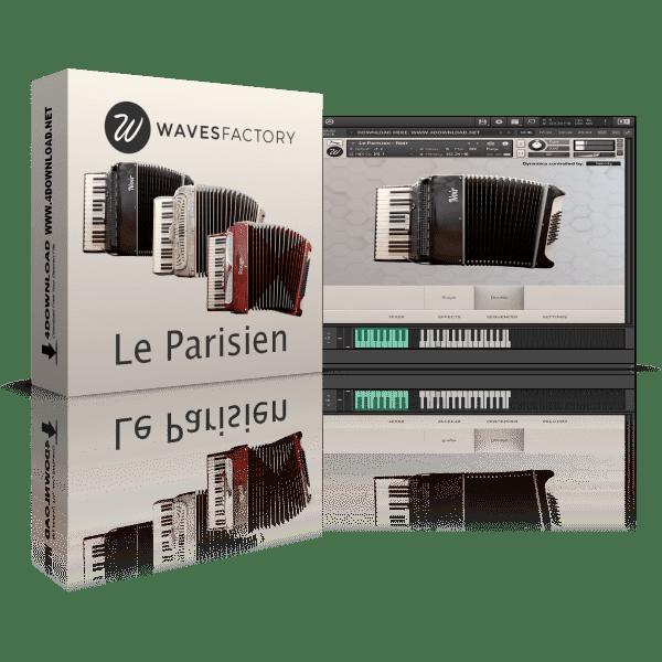 Wavesfactory Le Parisien KONTAKT Library