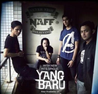 Download Kumpulan Lagu Naff Lengkap Full Album