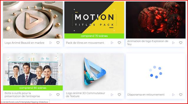 موقع رائع لصنع مقدمات فيديو إحترافية لإستخدامها في قناتك أو صفحتك