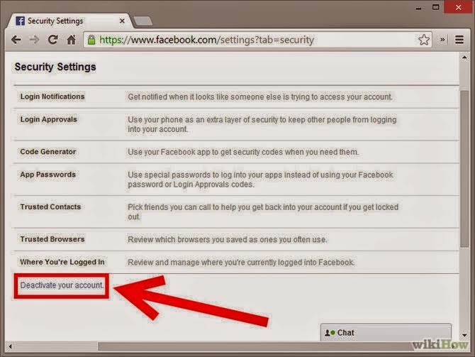 Tricks Or Hacking How To Temporarily Deactivating Your