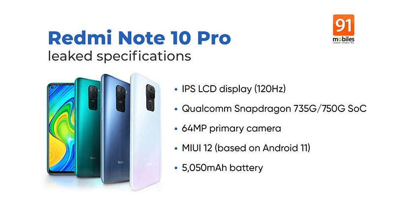 Redmi Note 10 Pro?
