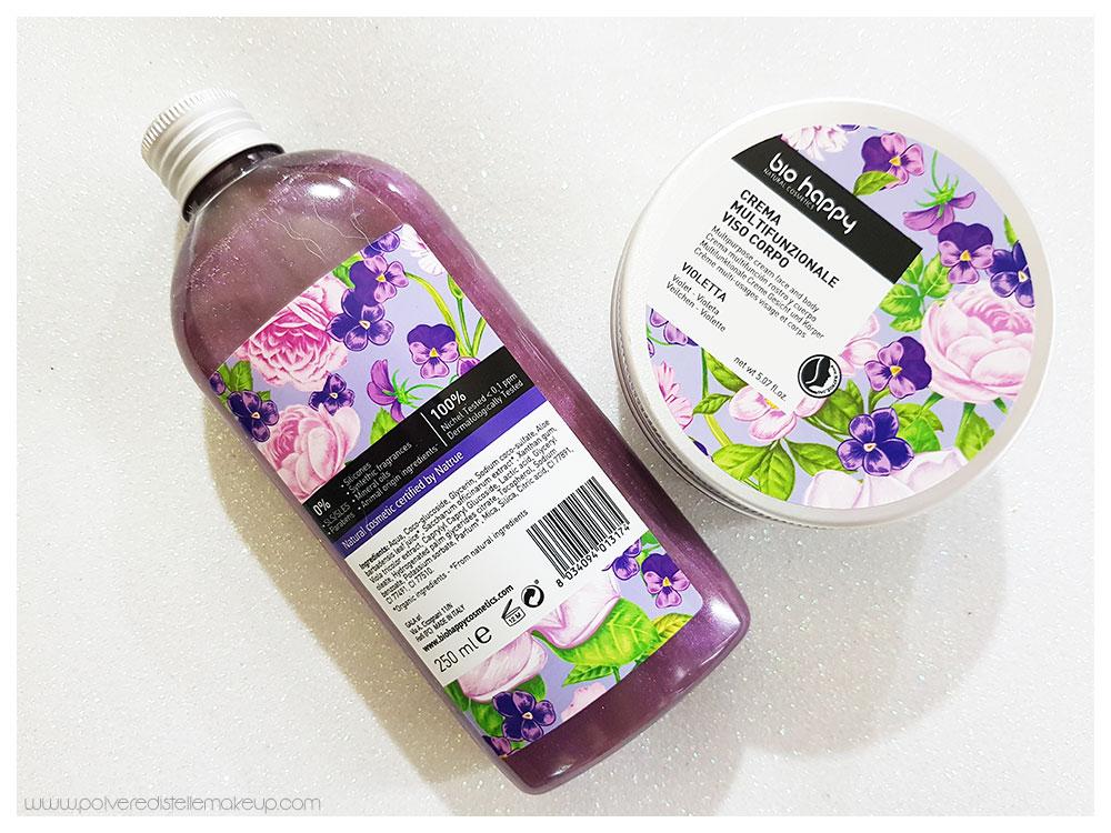 Bio Happy prodotti corpo Natrue