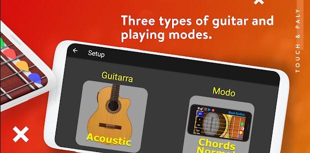 Real Gitar - Bermain Gitar Menjadi Mudah