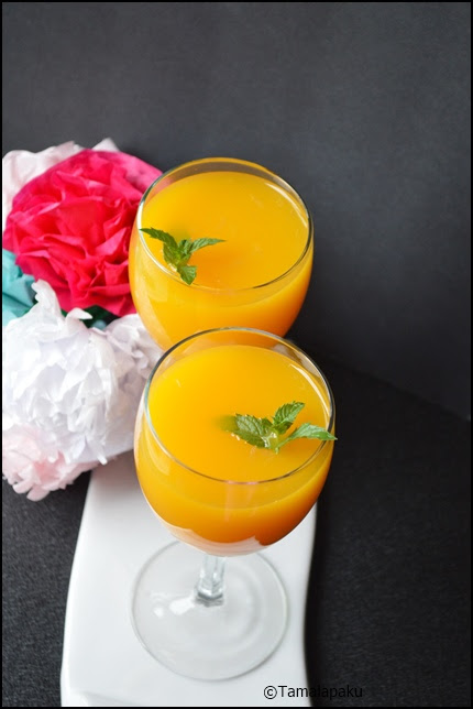Mango Limeade