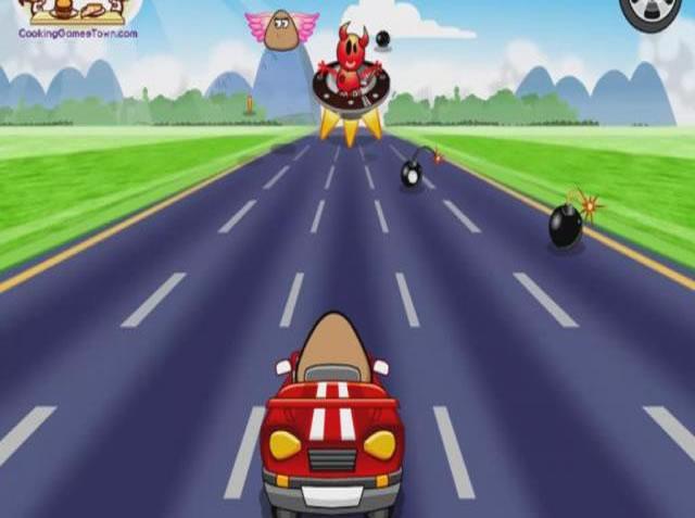 Pou Corrida de Kart