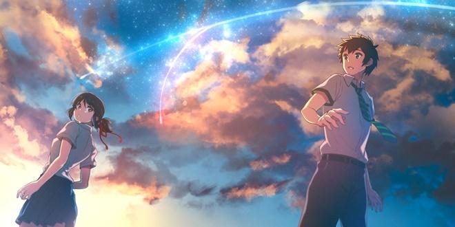 Kimi no Na wa: filme ultrapassa recorde de Ponyo!