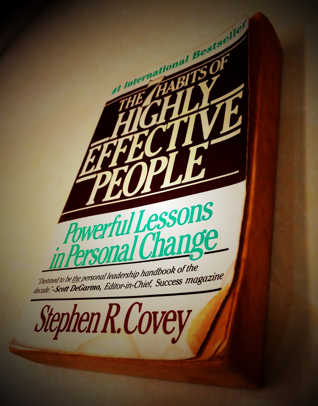 The 7 Habits Of Highly Effective People Murphy