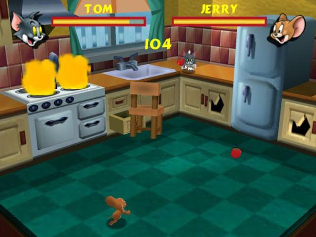 اليكم لعبة Tom and Jerry توم وجيرى للكمبيوتر كاملة برابط مباشر