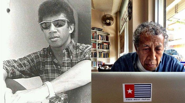 Andy Ayamiseba, Pentolan Papua Merdeka dan Mantan Manajer Black Brothers Meninggal Dunia