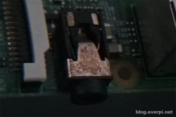 raspberry pi oxidação