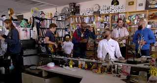 Freddie Gibbs und Madlib im Tiny Desk Concert