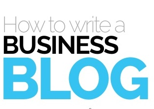 How to Write a Business Blog? Text