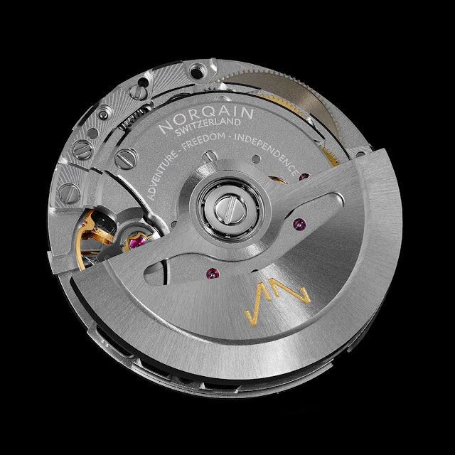 Norqain GMT NN20/2 Manufacture Calibre