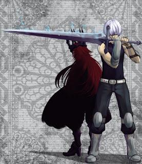 Ragna Crimson tome 1 - Ragna est prêt à exterminer tous les Dragons jusqu'au dernier