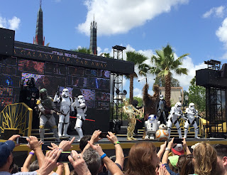 star wars far far away show hollywood studios