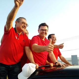 """Raniery lamenta falecimento de Maranhão: """"Segura na mão de Deus e vai meu amigo"""""""