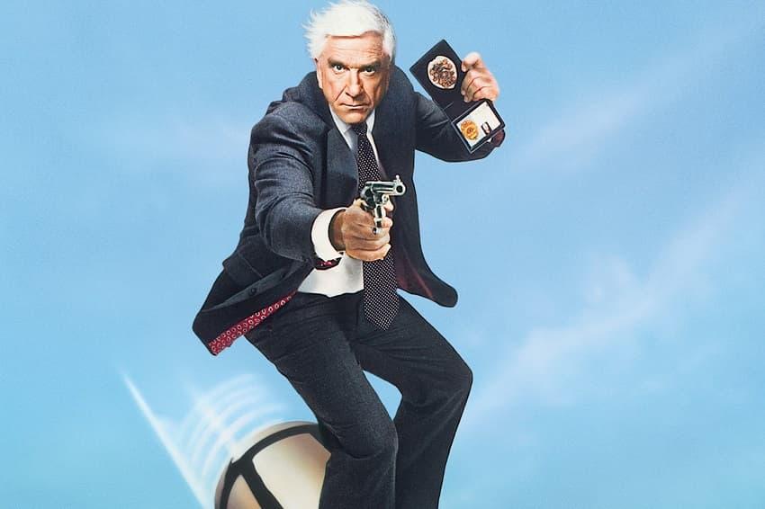 Лиам Нисон снимется в ремейке комедии «Голый пистолет» - он сын Фрэнка Дребина!