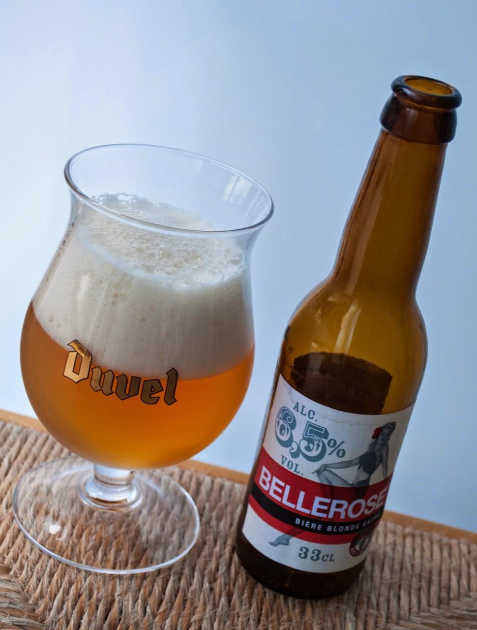 Bellerose Bière Blonde Extra