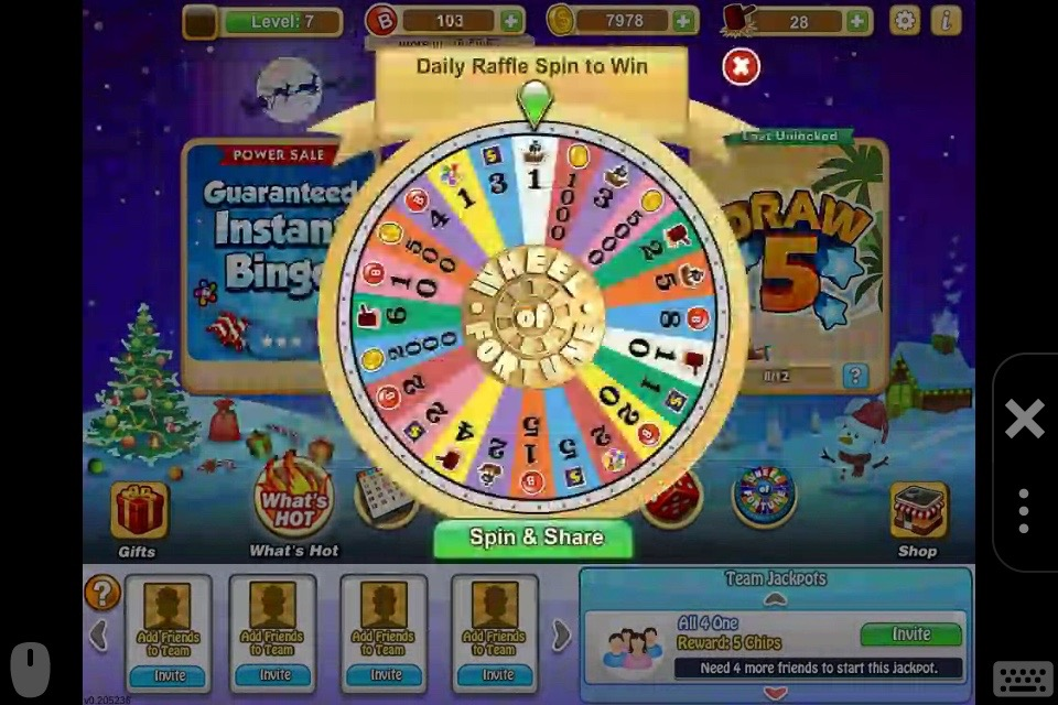 Bingo Bash Free Chips Mobile