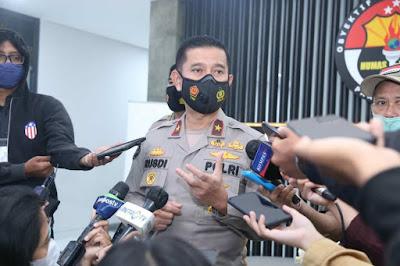 Detasemen Khusus (Densus 88) Tangkap 22 Terduga Teroris di Jakarta Hingga Sumut