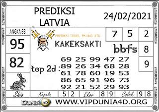 Prediksi Togel LATVIA DUNIA4D 24 FEBRUARI 2021
