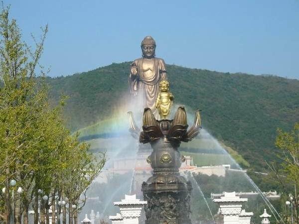 พระใหญ่หลิงซานต้าฝอ (Lingshan Grand Buddha: 灵山大佛) @ www.szkanghui.com