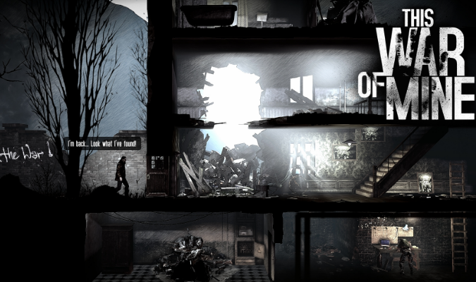 TOP! 5 Game City Building Ofline Terbaik - This War of Mine