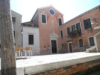 Chiesa di San Giacomo dall'Orio, Venezia