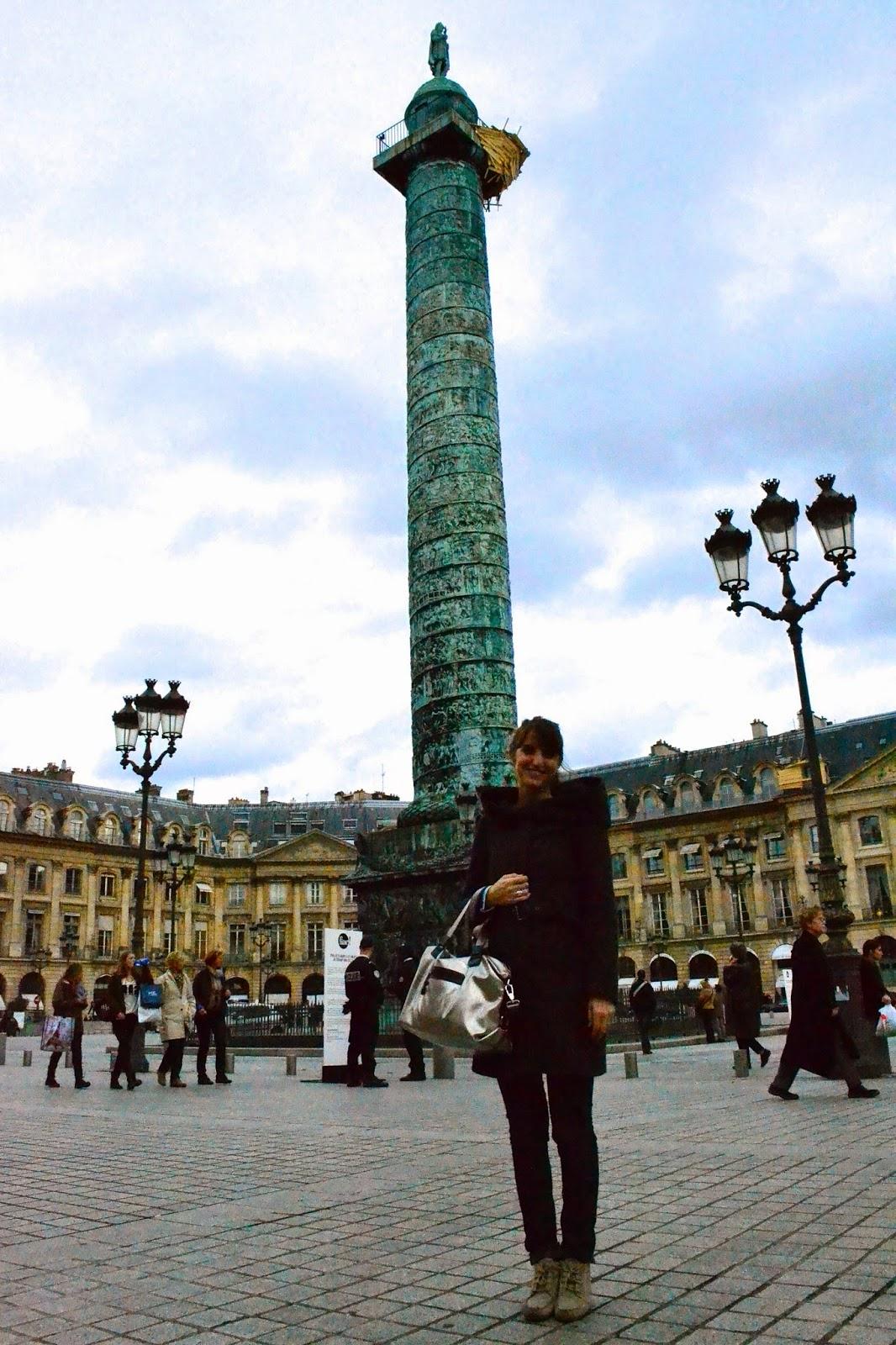 plaza de la Vendôme, paris, guia de viaje