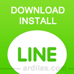 Cara Download & Install Aplikasi Line - Android