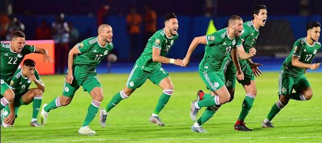 موعد مباراة الجزائر ونيجيريا والقنوات الناقلة والتشكيل المتوقع في نصف نهائي كاس امم افريقيا 2019