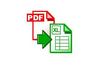 3 Situs Convert Pdf ke Excel Terbaik 2018
