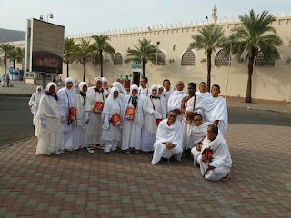 Tiba di Mekkah, CJH Kotabaru Kehilangan Barang
