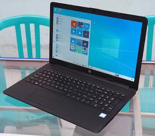 HP15-da0030TU Core i3 Bekas