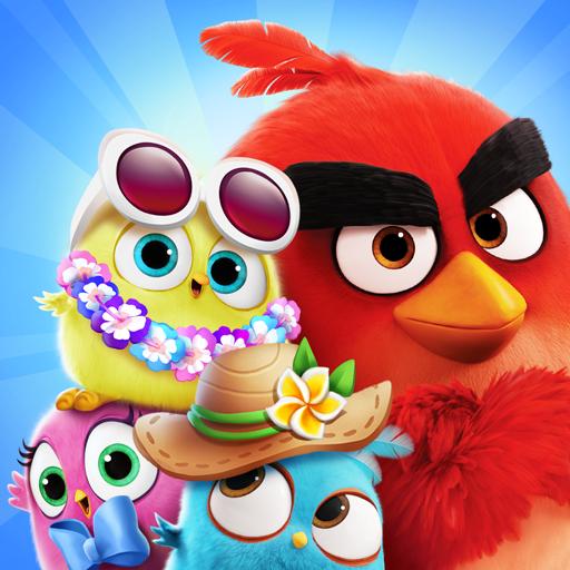 Angry Birds Match 3 v4.4.1 Apk Mod [Gemas Infinitas]