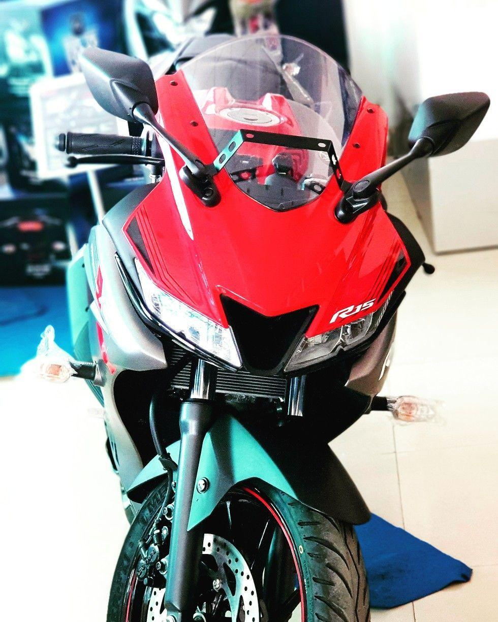 Gambar Yamaha R15 V3 kualitas HD - 33