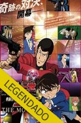Lupin III vs. Detective Conan – Legendado