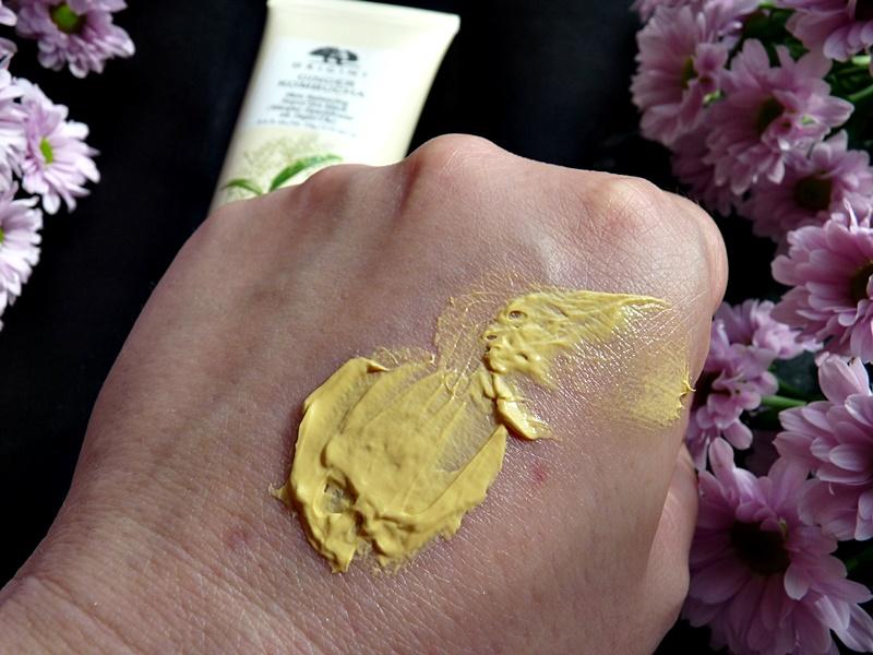 ORIGINS Ginger Kombucha maska detoks detox