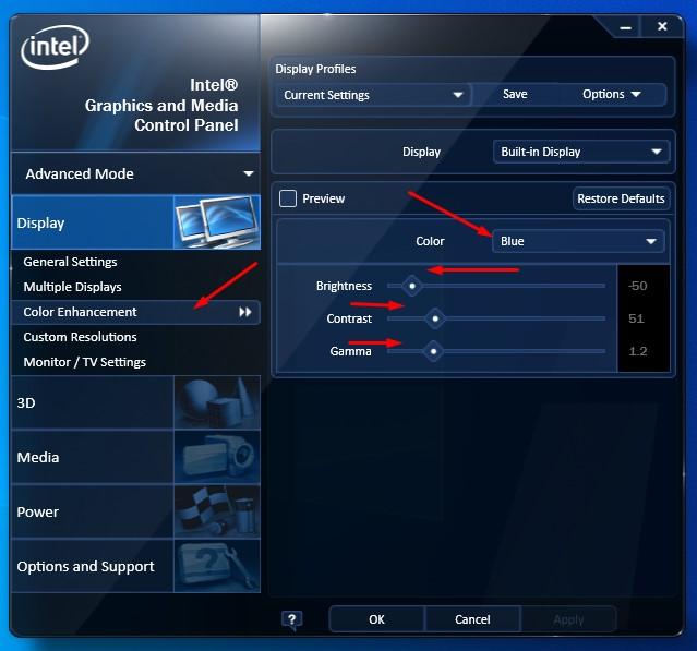 cara kalibrasi monitor laptop thinkpad x220 windows 10