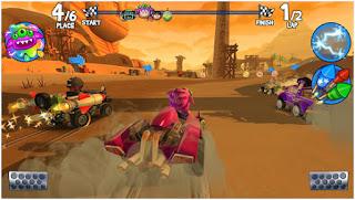 Game Beach Buggy Racing 2 Mod Apk Terbaru