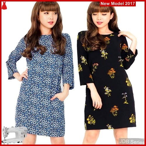 JDB103 FASHION Dress Perempuan Dress Amazon BMG